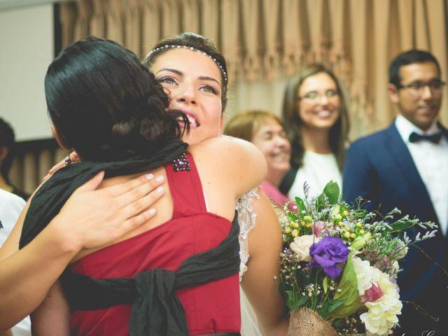 El matrimonio de Mario y Maria José en Villa Alemana, Valparaíso 8