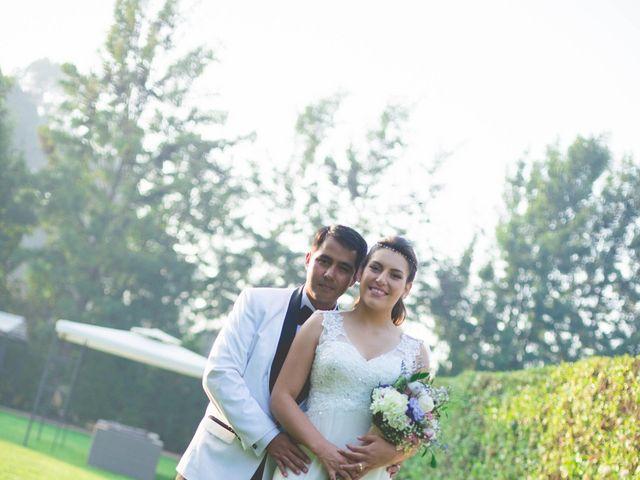 El matrimonio de Mario y Maria José en Villa Alemana, Valparaíso 12