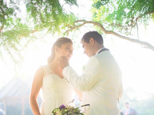 El matrimonio de Mario y Maria José en Villa Alemana, Valparaíso 13