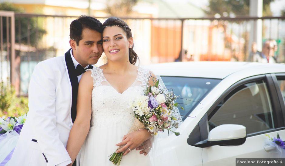El matrimonio de Mario y Maria José en Villa Alemana, Valparaíso