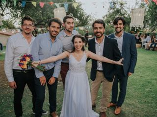 El matrimonio de Javiera y Mario 2