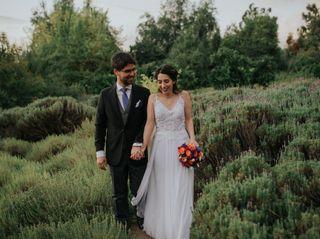 El matrimonio de Javiera y Mario