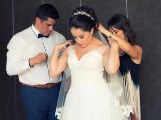 El matrimonio de Paulina y Claudio 2