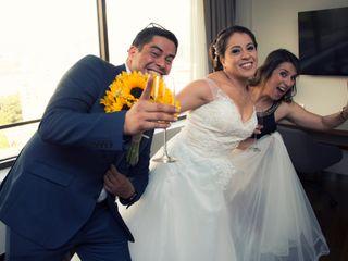El matrimonio de Paulina y Claudio 3