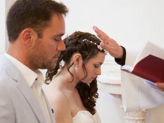 El matrimonio de Bárbara y Álvaro 2