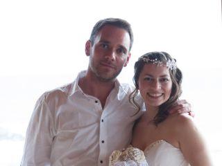 El matrimonio de Bárbara y Álvaro 3