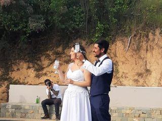 El matrimonio de Macarena  y Martín  1