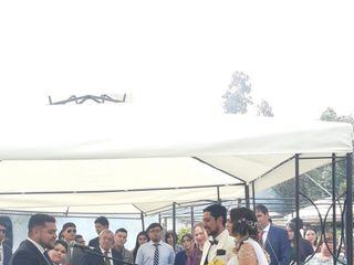 El matrimonio de Macarena  y Martín  2