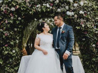 El matrimonio de Ignacio y Juliana