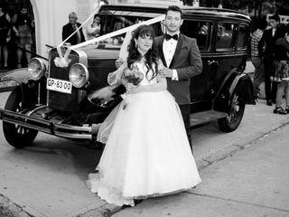 El matrimonio de Víctor y Andrea