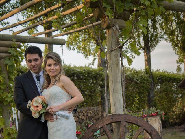 El matrimonio de Luisa y Ignacio