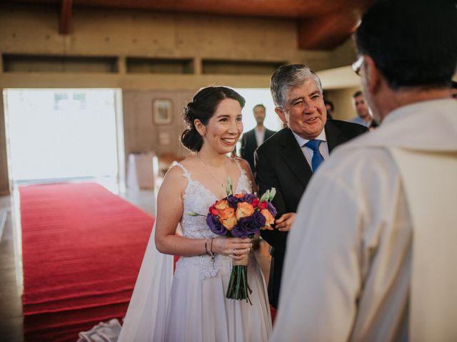El matrimonio de Mario y Javiera en La Reina, Santiago 2