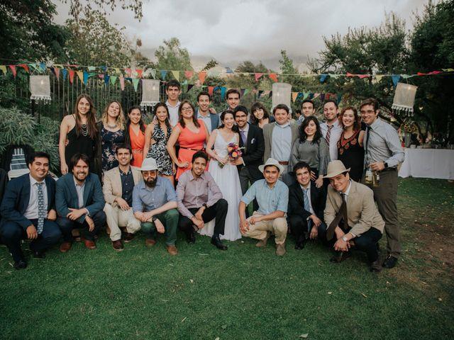 El matrimonio de Mario y Javiera en La Reina, Santiago 4