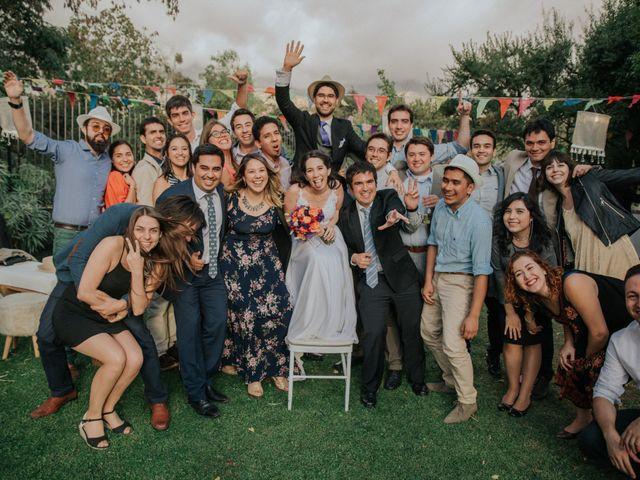 El matrimonio de Mario y Javiera en La Reina, Santiago 5