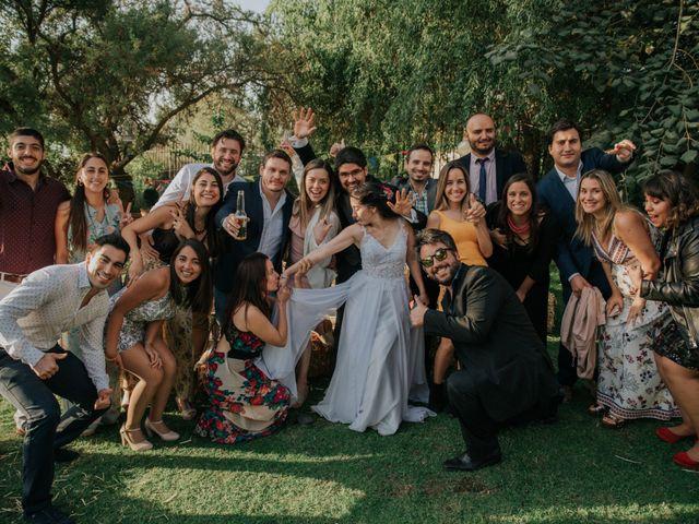 El matrimonio de Mario y Javiera en La Reina, Santiago 6