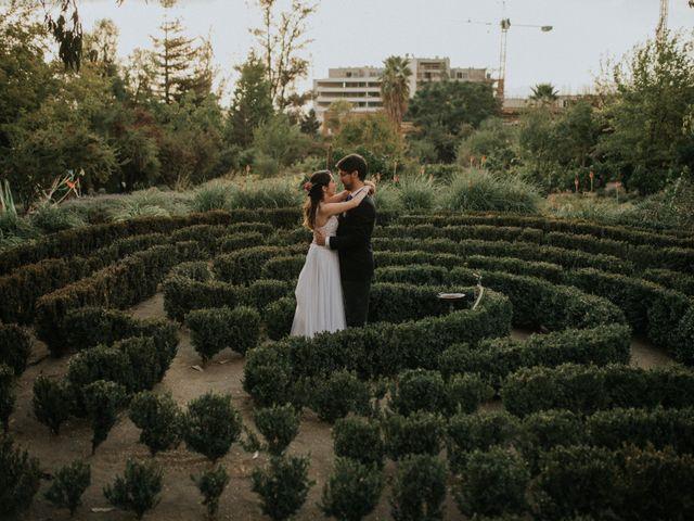 El matrimonio de Mario y Javiera en La Reina, Santiago 9