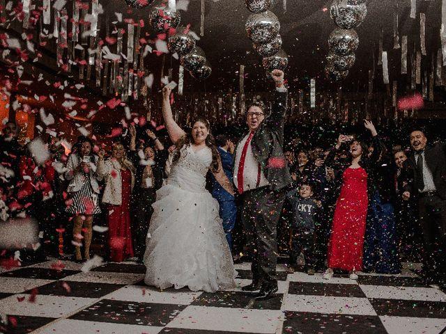 El matrimonio de Fran y Enzo