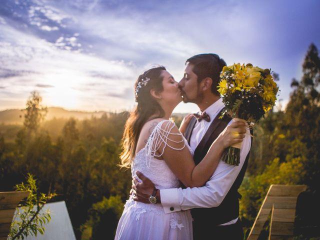 El matrimonio de Macarena  y Martín