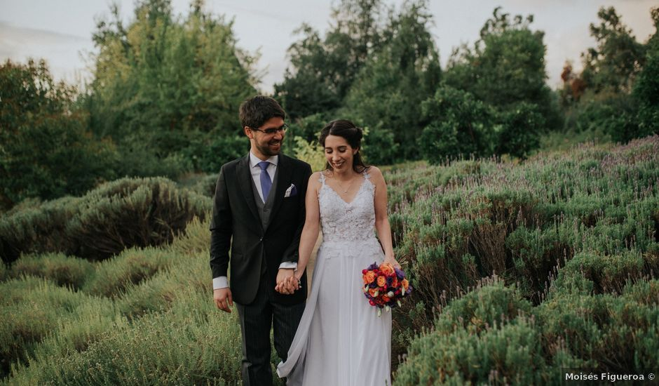 El matrimonio de Mario y Javiera en La Reina, Santiago