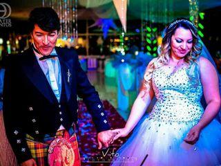 El matrimonio de Glenda y Engelbert  1