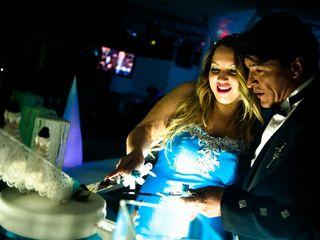 El matrimonio de Glenda y Engelbert