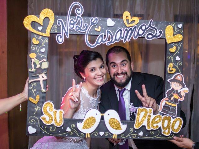 El matrimonio de Susan y Diego