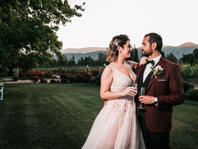 El matrimonio de Javiera y Daniel