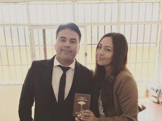 El matrimonio de Daniela  y Victor 1