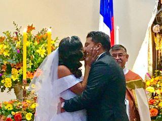 El matrimonio de Daniela  y Victor 3