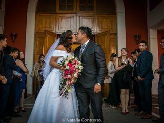 El matrimonio de Daniela  y Victor