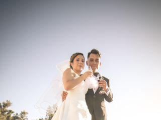 El matrimonio de Francisca y Alan 2