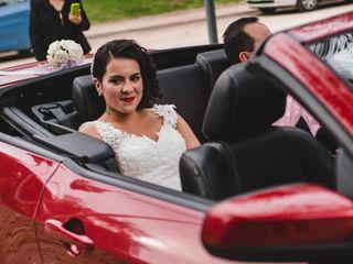 El matrimonio de Fernanda y Francisco 1