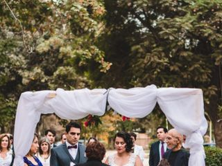 El matrimonio de Fernanda y Francisco 3