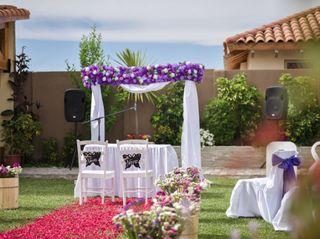 El matrimonio de Francisca y Osvaldo 2