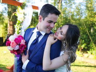 El matrimonio de Katherine  y Christian  2