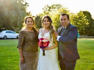 El matrimonio de Katherine  y Christian  3