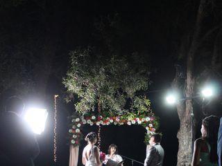 El matrimonio de Tiare  y Marcelo 2