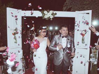 El matrimonio de Tiare  y Marcelo