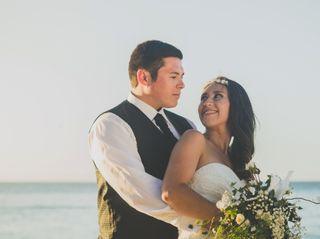 El matrimonio de Laura y Marcelo