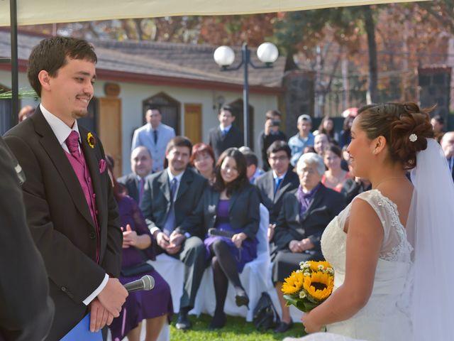 El matrimonio de Ángel y Fran en Santiago, Santiago 2