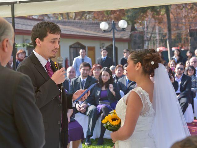 El matrimonio de Ángel y Fran en Santiago, Santiago 6