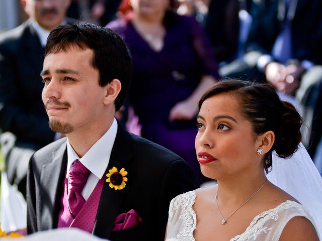El matrimonio de Fran y Ángel