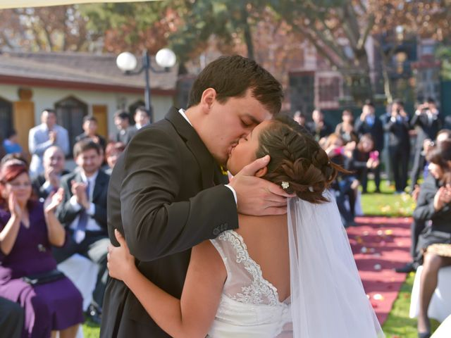 El matrimonio de Ángel y Fran en Santiago, Santiago 11