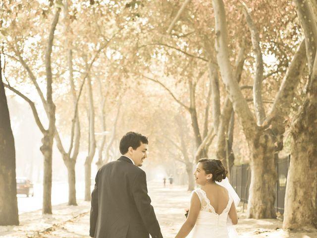 El matrimonio de Ángel y Fran en Santiago, Santiago 13