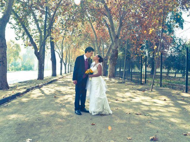El matrimonio de Ángel y Fran en Santiago, Santiago 14