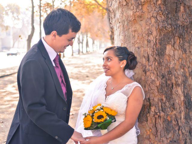 El matrimonio de Ángel y Fran en Santiago, Santiago 15