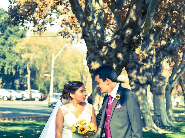 El matrimonio de Ángel y Fran en Santiago, Santiago 18