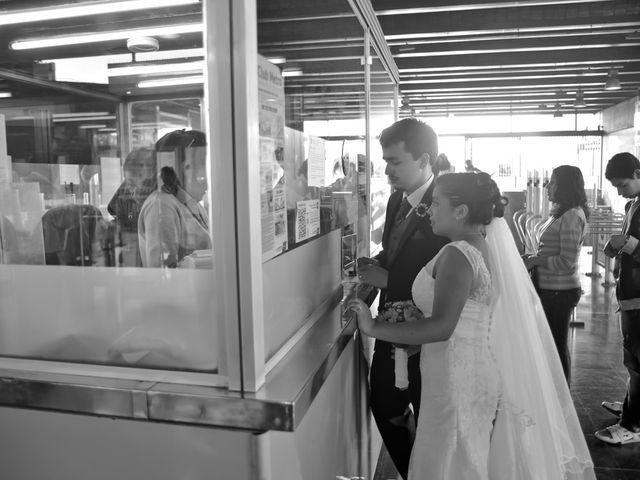 El matrimonio de Ángel y Fran en Santiago, Santiago 19