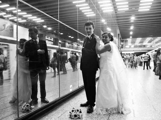 El matrimonio de Ángel y Fran en Santiago, Santiago 21