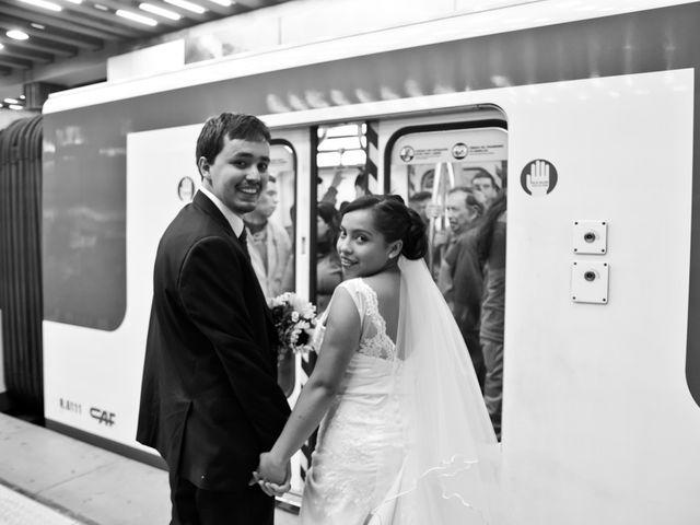El matrimonio de Ángel y Fran en Santiago, Santiago 22